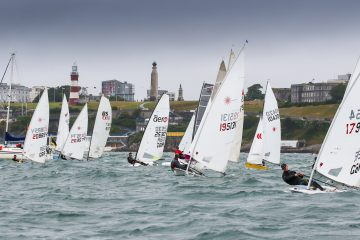 CSSC dinghy championships plymouth sound