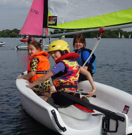 youth sailors